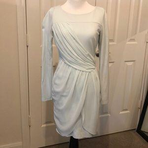 BEAUTIFUL mint long sleeve dress